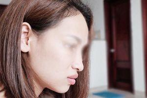 Tiêm filler nâng mũi, cô gái trẻ ôm hận vì biến chứng mù mắt