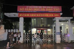 Vẫn đang xác minh điểm thi bất thường trong kỳ thi THPT quốc gia tại Sơn La