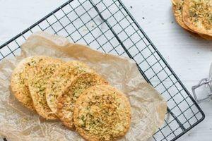 Món bánh phô mai rong biển lạ miệng thơm ngon bất ngờ