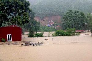 Mưa lũ sau bão số 3 ở Yên Bái khiến 21 người chết và mất tích