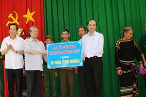 Ban Bí thư làm việc với huyện Cư M'gar tỉnh Đăk Lăk