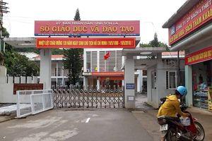 Nóng: Nhiều bài thi tại Sơn La có dấu hiệu tẩy xóa, chỉnh sửa