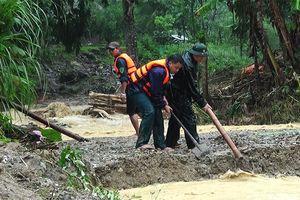 LLVT Thanh Hóa tập trung tìm kiếm các nạn nhân mất tích