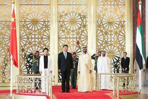 Đằng sau chuyến công du UAE của Chủ tịch Trung Quốc Tập Cận Bình