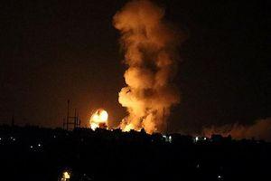 Dải Gaza thêm một đêm thứ 6 nữa chìm trong bạo lực