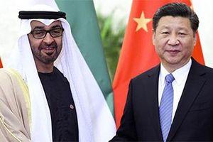 UAE – thêm cửa ngõ cho Trung Quốc 'đi sâu vào' Trung Đông?
