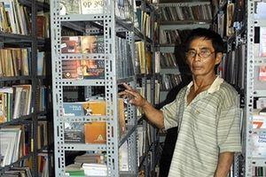 Thư viện 'tình quê' của vợ chồng ông giáo già