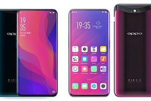 Smartphone Oppo Find X về Việt Nam giá gần 21 triệu đồng