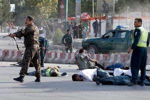 Nổ lớn gần sân bay Kabul ngay khi Phó Tổng thống Afghanistan về nước
