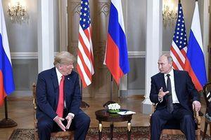 Tổng thống Trump được ca ngợi vì mời ông Putin thăm Mỹ