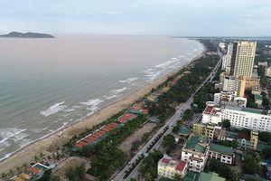 Bãi biển Cửa Lò tuyệt đẹp trước đêm Chung khảo phía Bắc HHVN 2018
