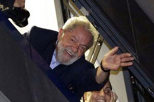 Cựu Tổng thống Brazil vẫn là tâm điểm truyền thông khi đang trong tù