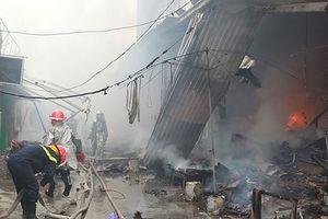 Hiểm họa cháy chợ được báo trước