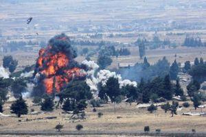 IS cố thủ trong chiến dịch ném bom 10 ngày của quân đội Syria