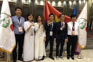 Học sinh Việt Nam đạt điểm số đứng thứ 1 thế giới tại Olympic Sinh học quốc tế