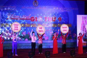 'Giờ thứ 9' dành cho đoàn viên, công nhân, viên chức và người lao động Bắc Giang