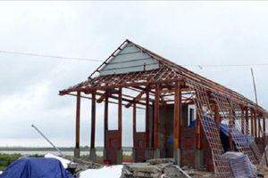 Nghệ An: Xử phạt DN xây sai phép, vi phạm luật Đê điều 110 triệu đồng