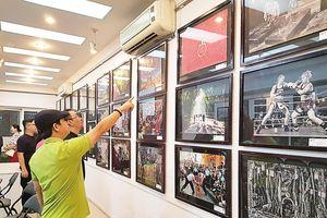 Triển lãm ảnh của 148 nghệ sĩ nhiếp ảnh quốc tế