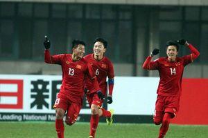 Lịch thi đấu của U23 Việt Nam tại giải U23 Quốc tế 2018