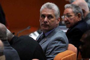 Chủ tịch Cuba chỉ định Nội các mới