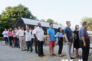 Chính phủ Malaysia dự định hạ độ tuổi cử tri xuống còn 18