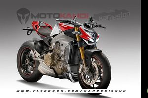 Siêu phẩm Ducati Streetfighter V4 sẽ sớm 'hồi sinh'