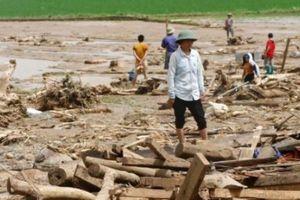 Kinh hoàng thảm họa mưa bão, lũ lụt, nắng nóng tàn phá khắp châu Á