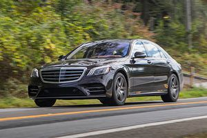 Triệu hồi 1.700 xe sang Mercedes-Maybach do nguy cơ cháy