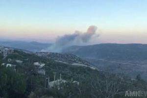 Israel không kích dữ dội Hama, một mũi tên trúng hai đích?