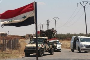 Quân đội Syria giành lại căn cứ cuối cùng của phiến quân ở Daraa