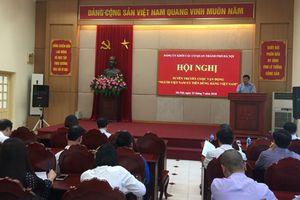 Tuyên truyền, giới thiệu, tôn vinh sản phẩm, hàng hóa Việt Nam chất lượng cao