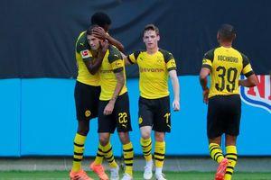 Cúp ICC: Chiến thắng thần kỳ của Dortmund trước Liverpool