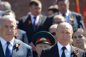 'Công thức' Mỹ-Nga-Israel về số phận Iran ở Syria lại tan vỡ