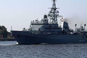 Nga bổ sung 3 tàu chiến và 49 tên lửa tăng cường sức mạnh Hải quân