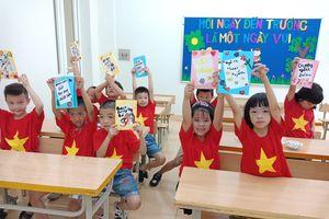 HaNoi Victoria, ngôi trường mới - Nơi giáo dục bằng cả trái tim