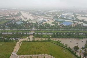 Bão liên tục nhấn chìm Châu Á