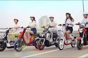 5 xe máy 50cc giá 15 triệu đồng cho học sinh