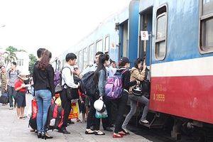 Trộm tài sản của hành khách trên tàu hỏa