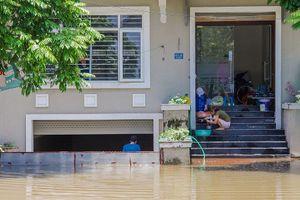 'Làng' biệt thự triệu đô ngập nước, chất lượng nhà sẽ ra sao?