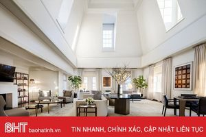 Phòng khách sạn đắt nhất thế giới, với giá hơn 1,8 tỉ đồng/đêm