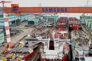Samsung Heavy làm ăn thất bát trong quý II