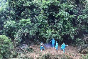 Thanh Hóa: Tìm thấy thi thể bé gái 5 tuổi bị nước lũ cuốn trôi