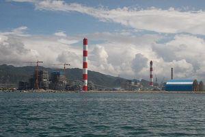 Bộ Công Thương thành lập đoàn kiểm tra môi trường Nhiệt điện Vĩnh Tân I