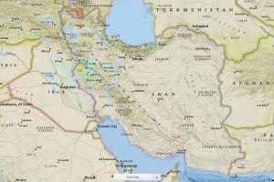 Động đất mạnh ở tây Iran khiến gần 290 người bị thương