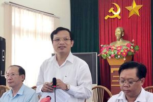 Sai phạm điểm thi tại Sơn La: Phó Giám đốc Sở cùng 4 cán bộ vi phạm quy chế thi