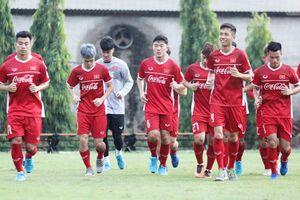 U23 Việt Nam tập buổi đầu tiên với chỉ 11 cầu thủ