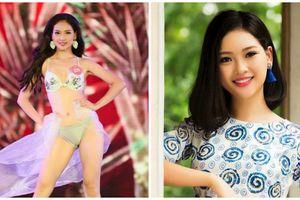 'Cô gái Taekwondo' dừng chân trong tiếc nuối tại Hoa hậu Việt Nam 2018