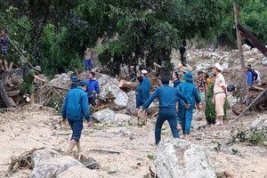 Tìm thấy thi thể bé gái trong vụ lũ quét kinh hoàng ở Thanh Hóa