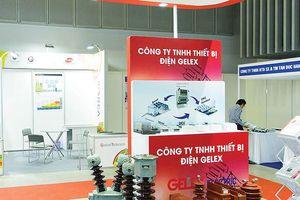 Gelex giới thiệu nhiều sản phẩm thiết bị điện