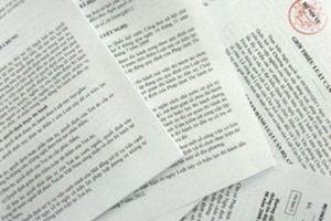 6 tháng, phát hiện 205 văn bản trái luật